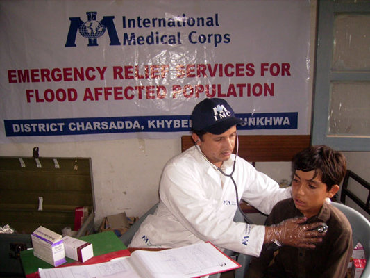 Emergency Medical Care for Flood Victims