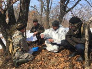 Detaining poacher
