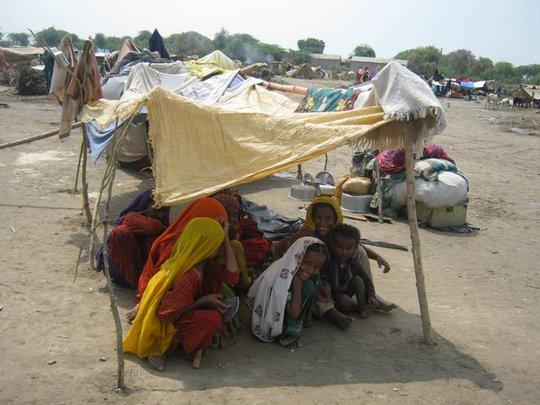 Women & Children more affected by Floods