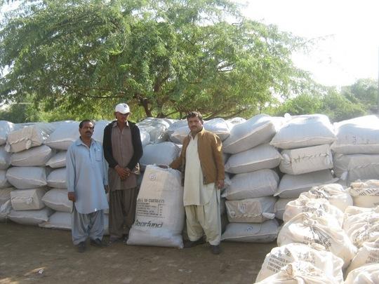 Poor families needs food support