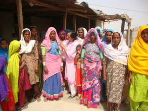 Mothers needed medical camps support
