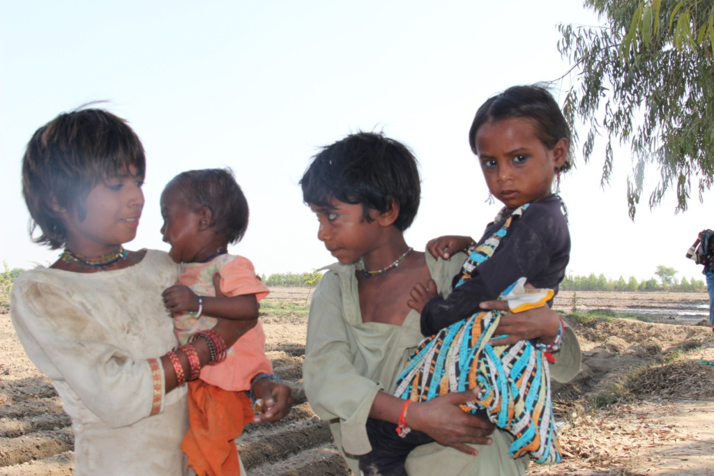 Poverty increased due to conssective floods