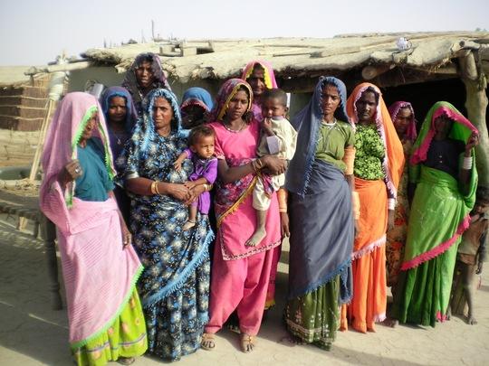 Women group in UC Bundho Kamabrani