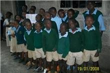 Send Orphaned Teens from Kenya to High School
