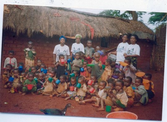 Feed 400 orphans in Congo DRC