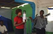 Provide Solar Lanterns for 50 households in Ghana