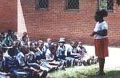 Send Rural Girls to School in Zimbabwe