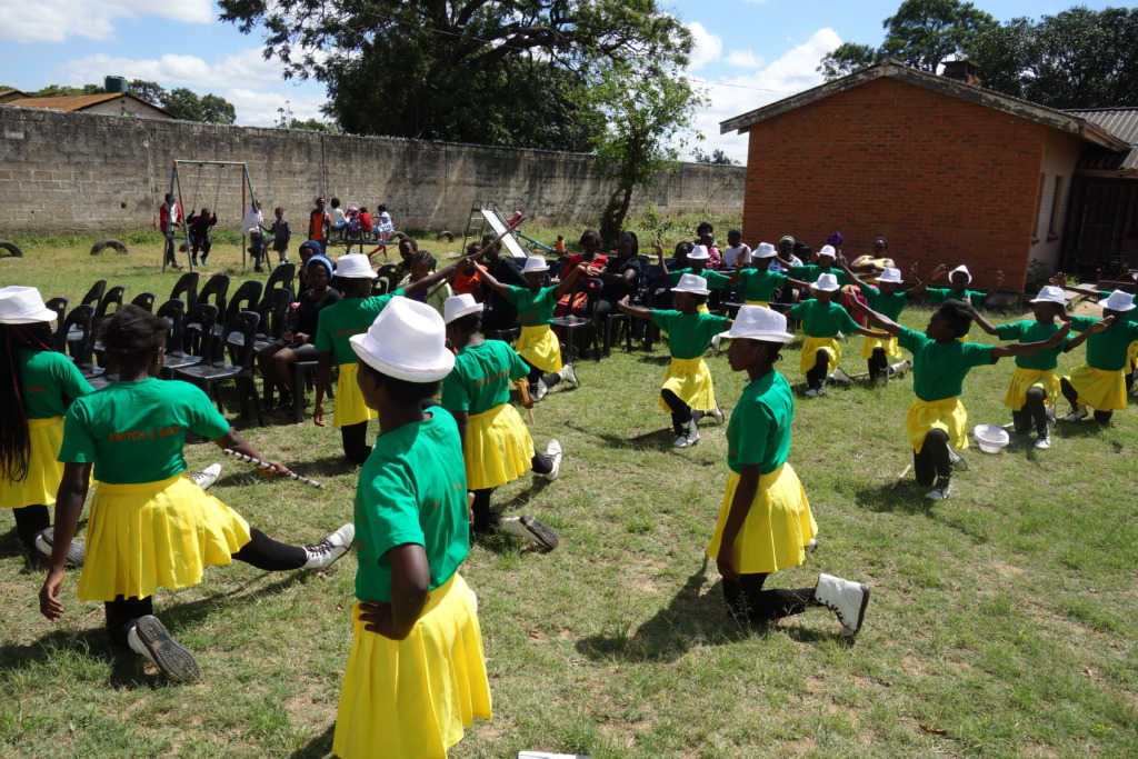 Kicking off the malaria prevention activities