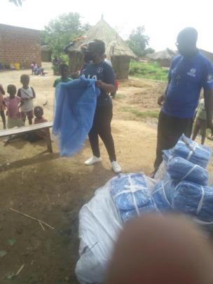 Nets Provision, Lwangwe Zambia