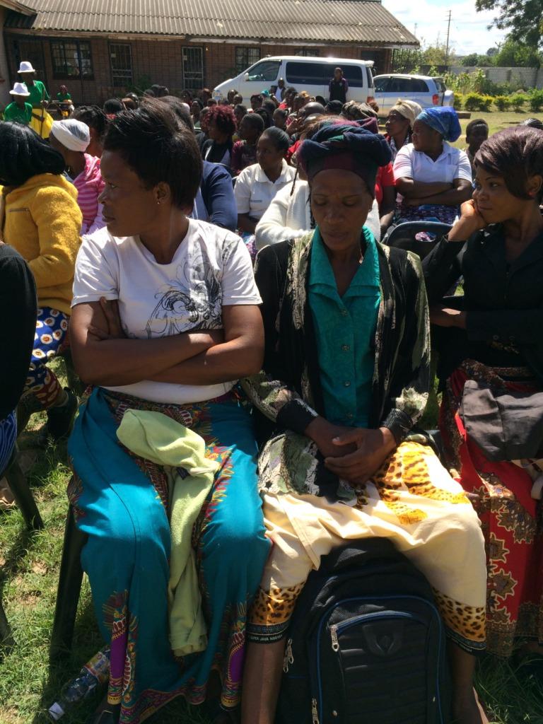 Representatives of community organizations