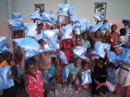 Nets Provision to Vulnerable Children