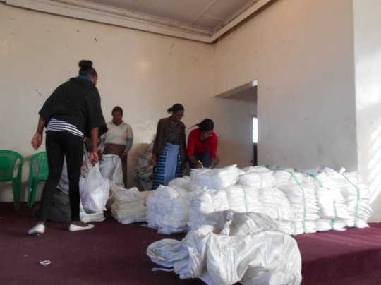 Nets Ready for Vulnerable Communities