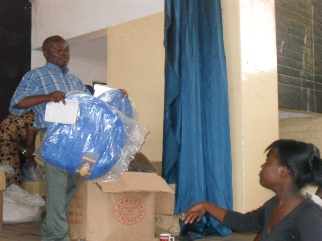 Project Mosquito Nets