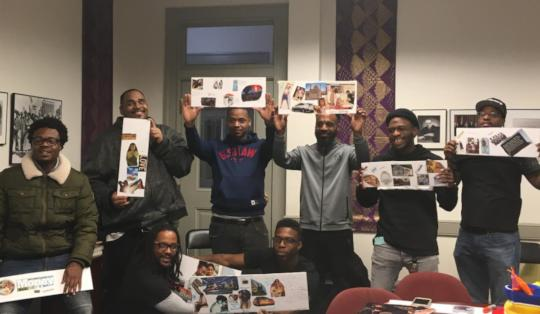 Free Minds Apprentices present visionary boards