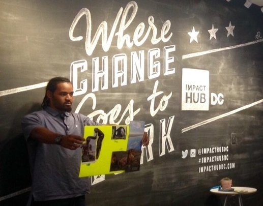 Major at Impact Hub: Where Change Goes to Work