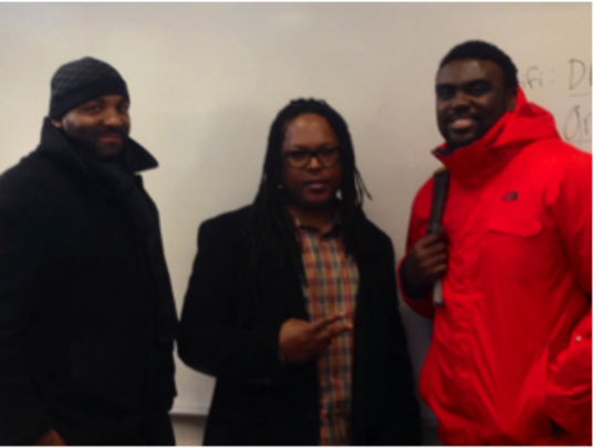 Mentors: Mr. Belton, Mr. Senghor, Mr. Bullock