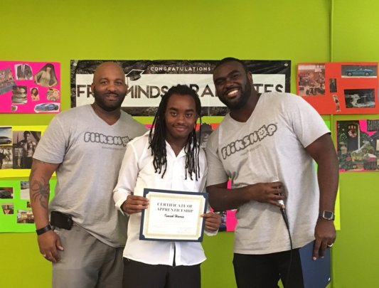 Support for DC's Previously Incarcerated Youth