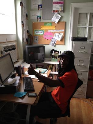 Rapheal learning office skill