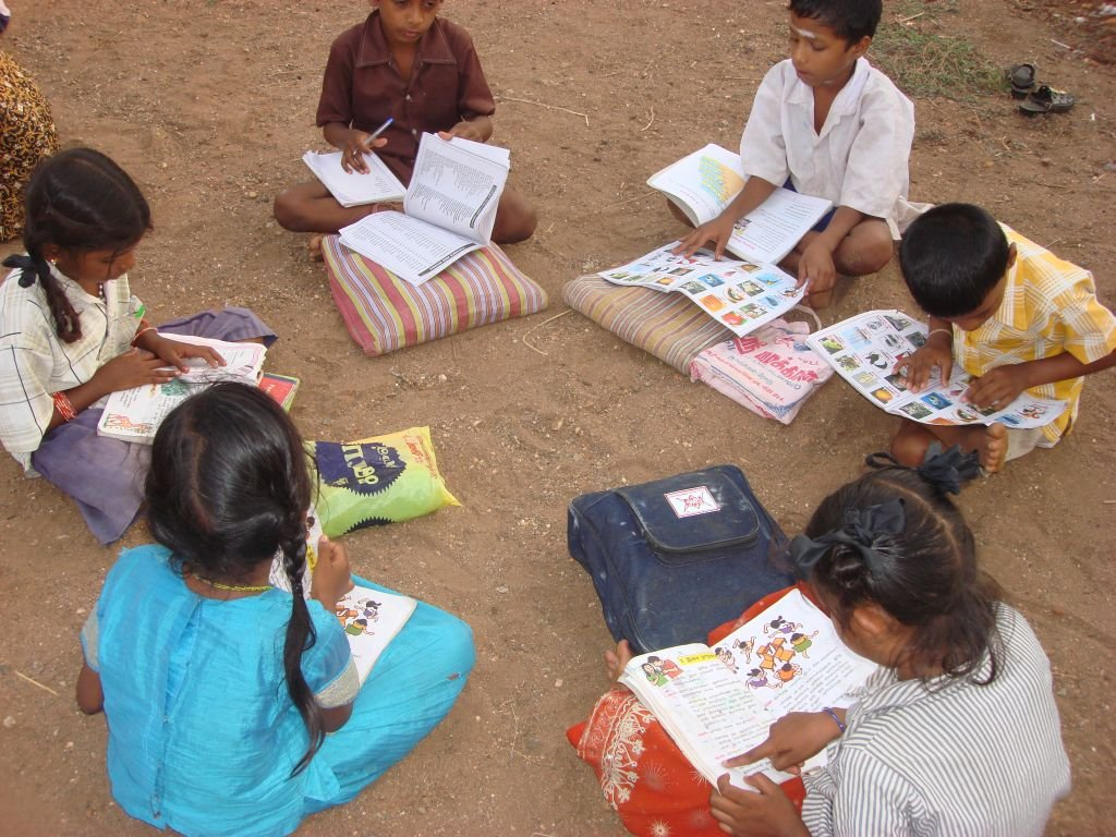 Tuition classes at the Evening Study Center
