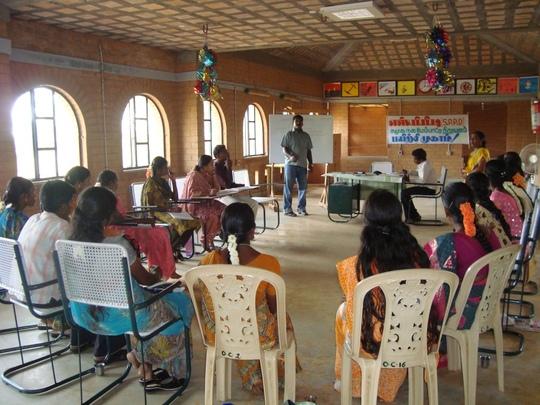 Refresher training for tutors