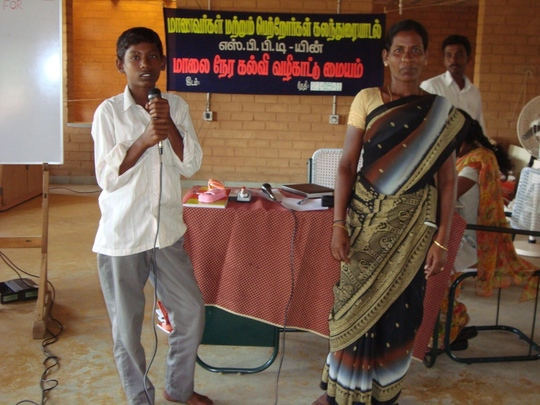 Pre orientation programme for students and parents