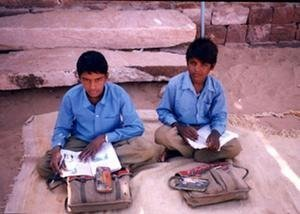 Schools for Mineworkers' Children in India