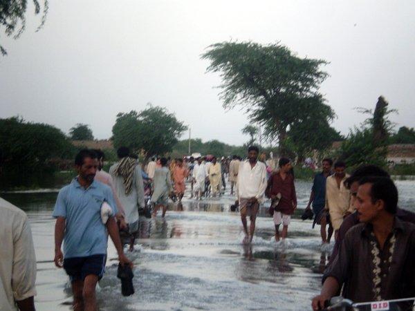 Support Pakistan Women Aiding Flood Survivors