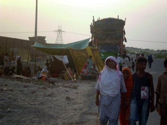 Support Pakistan Women Aiding Flood Survivors