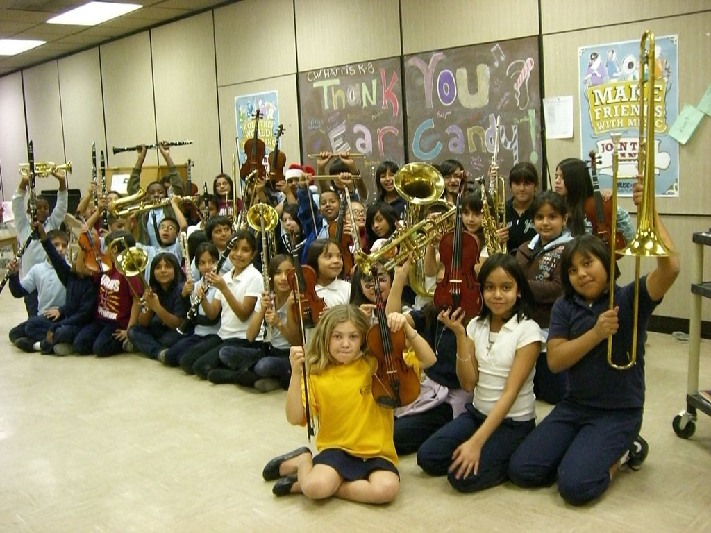 Provide 2,000 Youth Access to Music Education