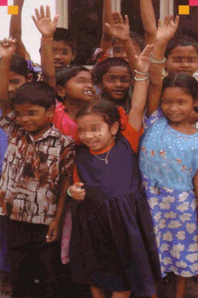 ENHANCE THE  LIFE SPAN OF 350 +VE  CHILDREN
