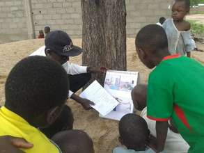 Community sensitization