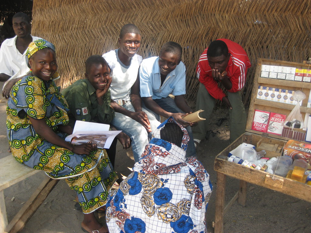 Providing HIV services to 20,000 Cameroonian youth