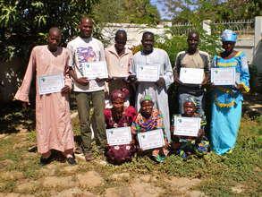 EFA Peer Educators - Class of 2010