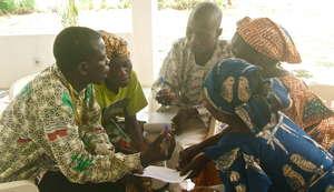 EFA Peer Education Training