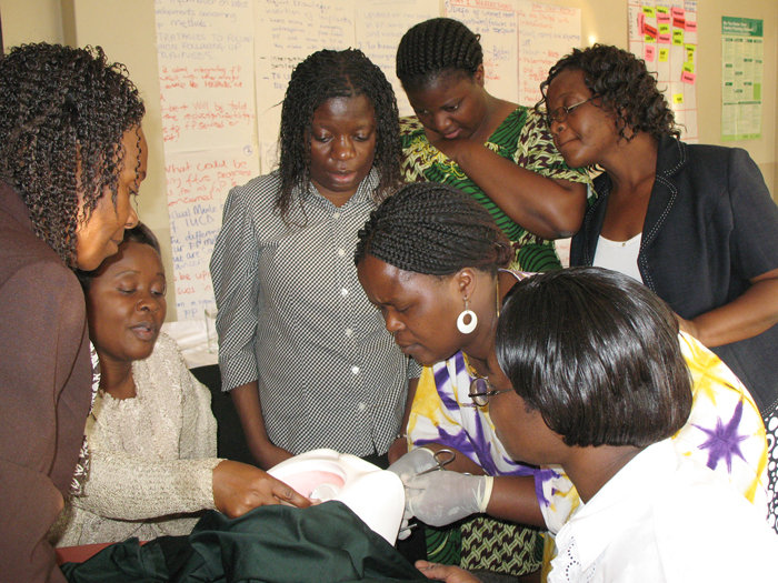 Train new health workers in Malawi: Save Lives!