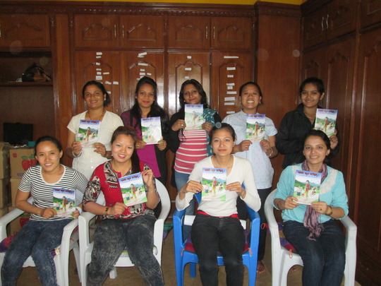 Paralegals hold comic books