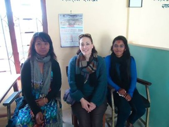 Pokhara paralegal interns