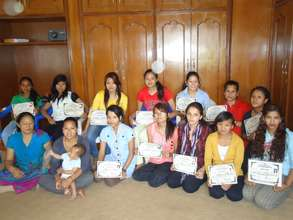 Paralegal Girls with paralegal Certificates 2012