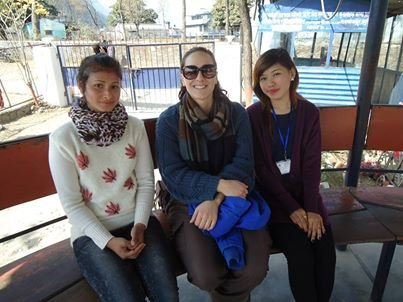 Paralegal interns in Pokhara