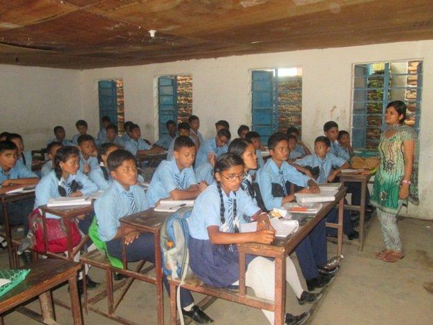School awareness program about Human trafficking