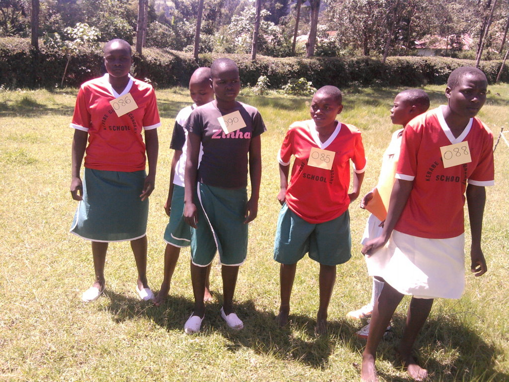Sanitary kits to keep 300 girls in school in Kenya
