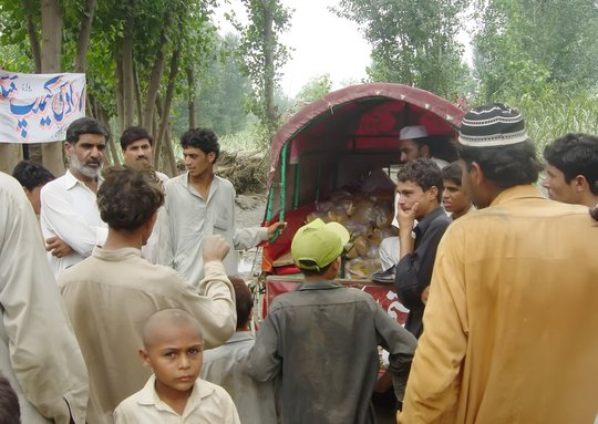 Save a Pakistani Family From the Flood