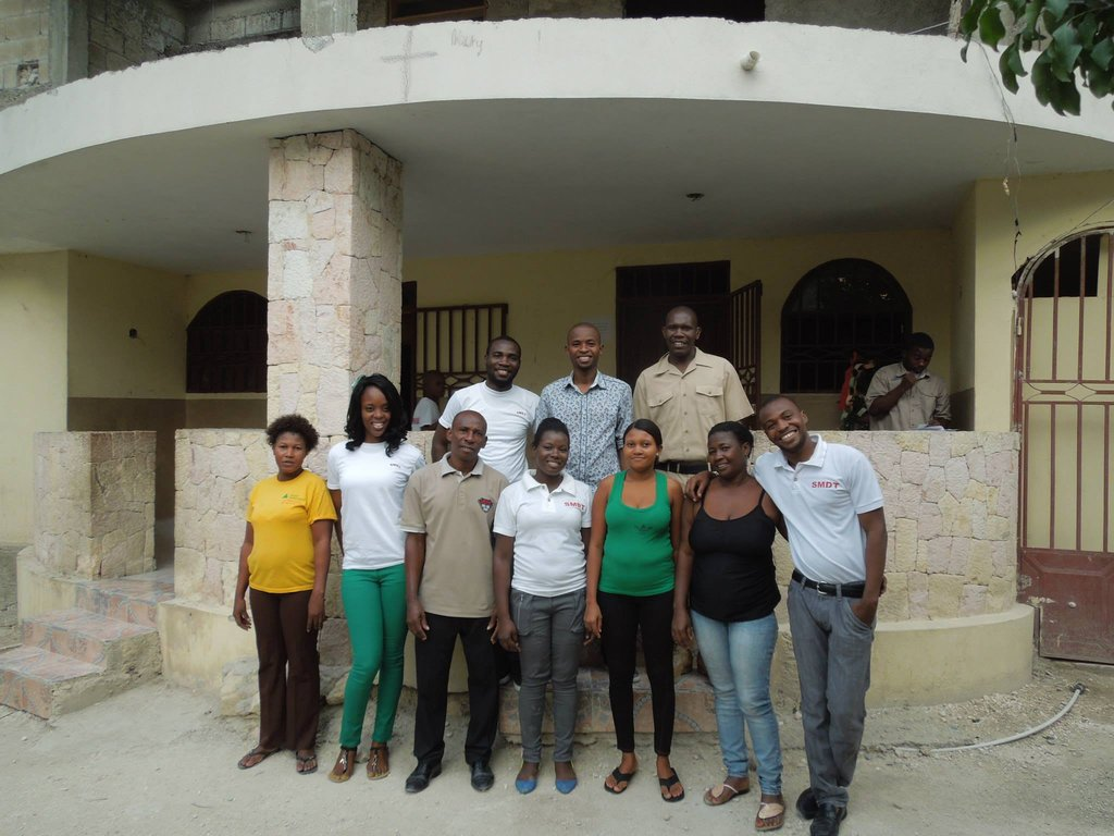 The orphanage staff are looking for a new house