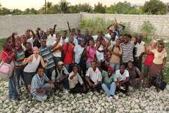 "A Big ""Thank you"" from Haiti!"