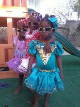 Dressed up for carnival