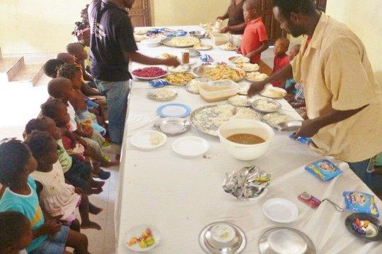 Celebrating Mother's Day in Haiti