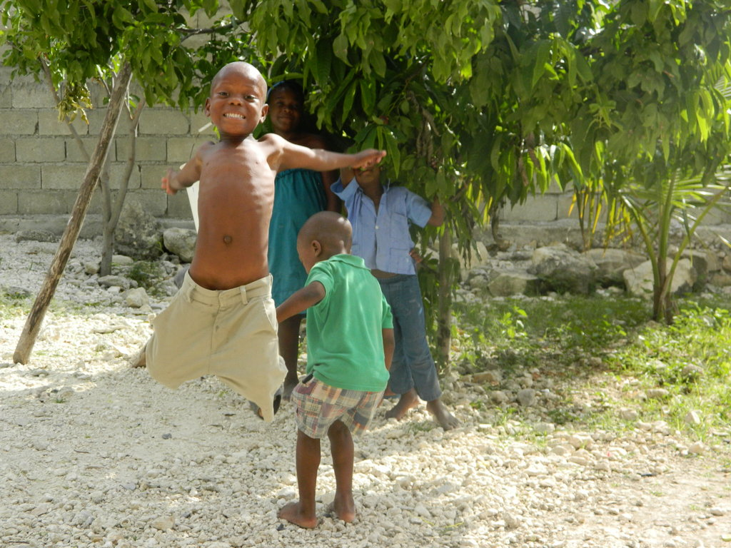 Provide a safe home for Haitian Orphans