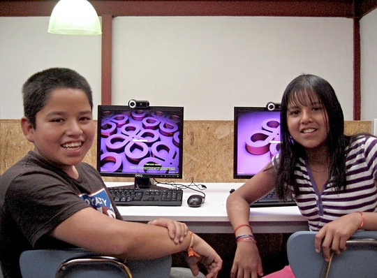 Educate Children in Mexico through Technology