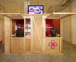 Modular Reception Desk: Toluca