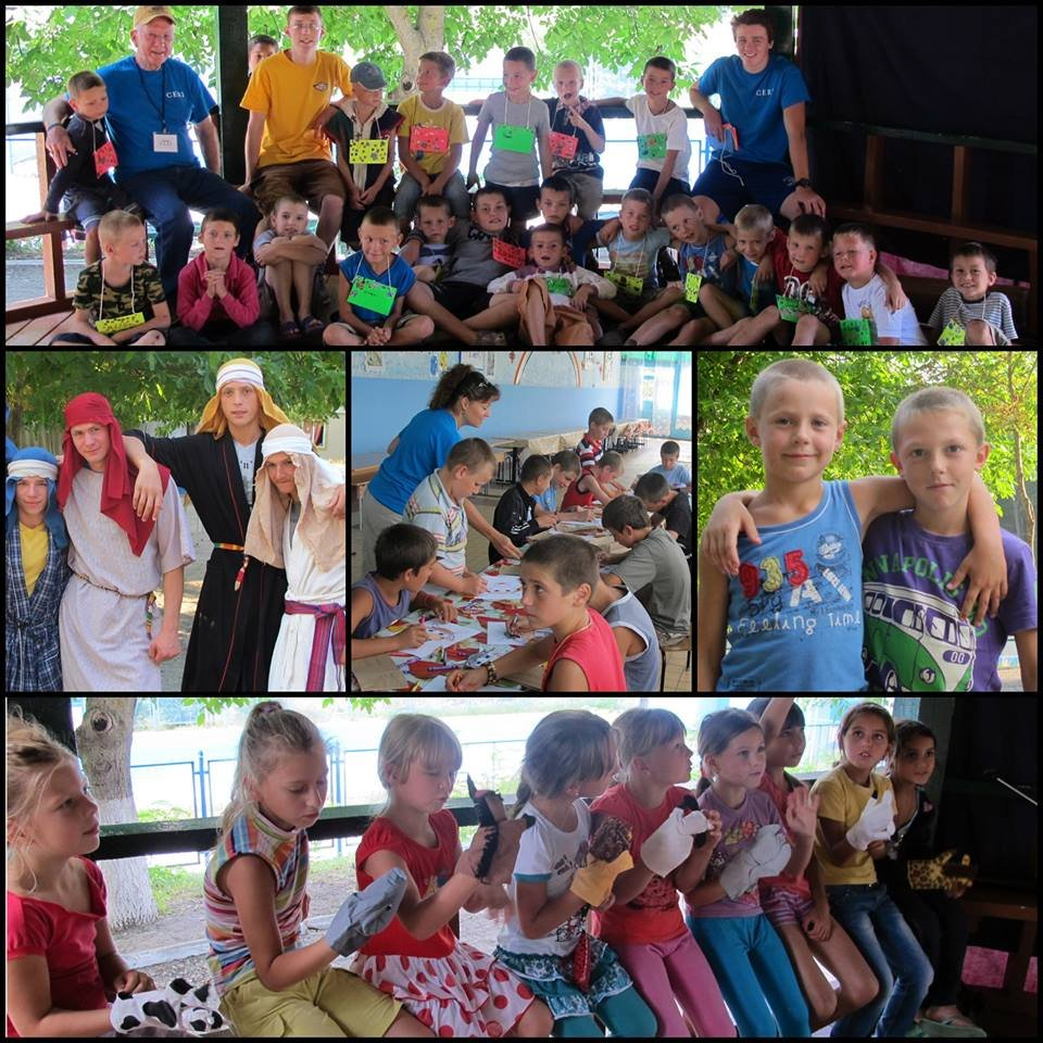 CERIkids Camps